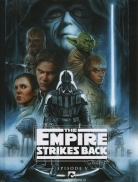 Star Wars:   2. Episode V - The empire strikes back