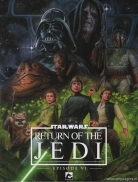 Star Wars:   3. Episode VI - Return of a jedi
