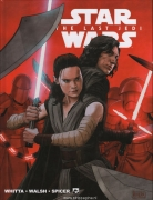 Star Wars:   9. Episode VIII - The last Jedi (HC)