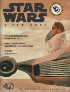 Star Wars:   2. A new hope - De officièle jubileumeditie (HC)