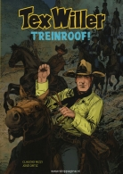 Tex Willer:   3. Treinroof!