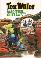 Tex Willer:   4. Aasgieren en outlaws