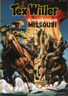Tex Willer:   5. De bushwackers van Missouri