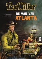 Tex Willer:   7. De man van Atlanta