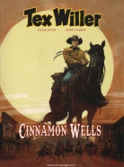 Tex Willer:   7. Cinnamon Wells