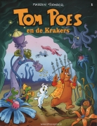 Tom Poes:   1. Tom Poes en de krakers