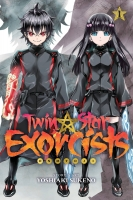 Twin star exorcists VOL 01