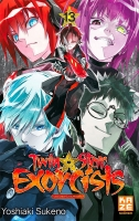 Twin star exorcists VOL 13