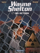 Wayne Shelton:  12. No return